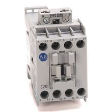 Allen-Bradley, 100L-C20ND4-90, 100L IEC Electrically Held Lighting Contactor, Open, 4 Pole, 110V 50Hz / 120V 60Hz, w/Aux. Hold-in Contact