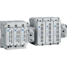 Allen-Bradley, 194R Fused and Non-Fused Disconnected Switches, Open, Non-Fused IEC/UL, 60 A, 3 Pole