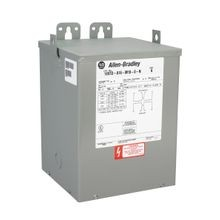 Allen-Bradley, 1497D - CCT, .250kVA, 480V 60Hz Primary, 0 Primary - 0 Secondary Fuse Blocks, No Taps