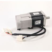 Allen-Bradley, TL-A230P-BJ32AA, TL-Series Servo Motor, 230V AC, Frame Size 2 = 70 mm (2.75 in.) or NEMA 23, 5000 rpm, Absolute Encoder, Battery-Backed, Multi-Turn, IP65 housing/ Shaft key/No shaft seal, Standard (Metric)