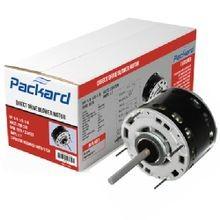 Packard, Frame Direct Drive Blower Motor, Permanent Split Capacitor, 1/3 HP, 1/4 HP, 1/6 HP, B