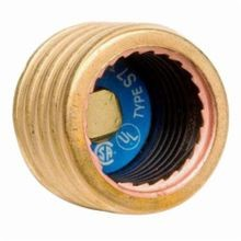Bussmann SA-20 Heavy Duty Fuse Adapter, For Use With Edison-Thread Fuse Sockets of Standard Fuse Boxes