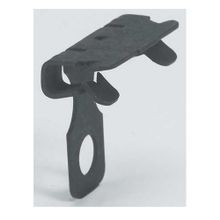 B-Line BE-5-8 Hammer-On Flange Beam Fastener, 5/16 to 1/2 in THK, 200 lb Load, High Carbon Steel