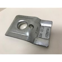 B-Line 9ZN-1205 Cable Tray Clamp/Guide, 2-1/4 in L, For Use With Series 2, 3, 4 and 5 Cable Tray System