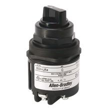 Allen-Bradley, 800H-UR55, 30.5mm Type 4/4X Potentiometer Unit, .5 Megohm Resistive Element