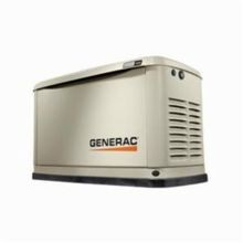 Generac® 7035 Guardian® 1-Phase Residential Air Cooled Automatic Standby Generator, 240 VAC, 16 kW, 60 Hz