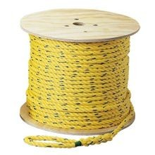 IDEAL®Pro-Pull™ 31-844 Pull Rope, 3/8 in Dia x 250 ft, Polypropylene, Yellow