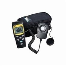 IDEAL® 61-686 Digital Light Meter, Up to 200000 Lux, LCD, +/-3%, 9 VDC NEDA 1604/IEC 6F22/JIS 006P