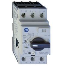 Allen-Bradley, Motor Protection Circuit Breaker, 65 kA, 3-Pole, 600 Volts;690 Volts, CAT III