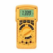 Amprobe® HD160C Heavy-Duty Digital Multimeter, 1500 VDC, 1000 VAC, 2 A, 40 MOhm, 1000 VAC/1500 VDC, 2 A, 40 MOhm
