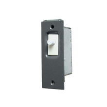 Edwards Signaling™ 500 Electric Door Light Switch, 120 VAC, 6 A, 1NC, Gray