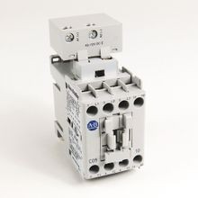Allen-Bradley, 100-C09D10, 100-C IEC Contactor, Screw Terminals, Line Side, 9A, 1 N.O.  0 N.C. Auxiliary Contact Configuration