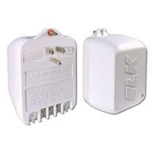 ELK Lighting TRG2440 Low Voltage Lighting Transformer, 120 VAC Input, 24 VDC Output, 0.43 A