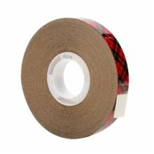 Scotch® 924 Adhesive Transfer Tape, 3/4 in W x 36 yd Roll L, 2 mil THK, Clear