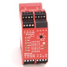 Allen-Bradley, 440R-M23143, Monitoring Safety Relays w/ Delayed Outputs -,  Inputs,  Safety Outputs, N/A Auxiliary Outputs,