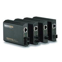 Signamax, Media Converter, Store-and-Forward, 110 mm, 4.33 Inch, 81 mm, 23 mm, 256 kB, 12 VAC