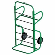 Greenlee® 911 Movable Cable Wire Reel Cart, 54-1/2 in L x 27 in W x 26-1/2 in H
