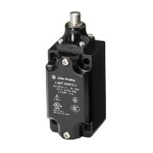 Allen-Bradley 802K-MDPS11E Limit Switch, Non-Safety, Dome Plunger, 1 N.C./1 N.O., Snap Action, 1/2 NPT Conduit