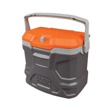 Tradesman Pro™ 55625 Tough Box Hard Side Cooler, 9 qt, 12 in H, Gray, Polypropylene/Polyethylene Plastic