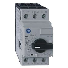 Allen-Bradley 140M-D8N-C25 MCP, Standard Magnetic Trip (Fixed at 13 x le), 25 A, High Performance, Frame Size D