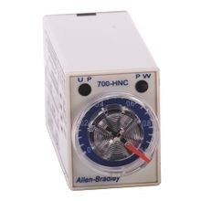 Allen-Bradley, 700-HN Miniature General Purpose Timing Relay, Miniature Multi-Function, Multi-Mode (4 Functions), 0.1 minutes to 10 hours, 4PDT Timed, 100-120V AC 50/60Hz