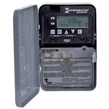 Intermatic® ET1100 Electronic Time Switch, 1 min to 23 hr 59 min Time Setting, 120/277 VAC, 1 hp/2 hp, 1 Pole