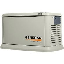 Generac, Portable Generator, Liquid Propane, Natural Gas, 1, 20000 W, 120/240 Volts, Aluminum