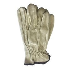 ATLAS FIT™ by Boss® 1JL4052X Standard Driver Glove, X-Large, Tan, Gunn Cut, Leather