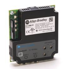 Allen-Bradley, 20-COMM-ER, SMC / PowerFlex 7-Class Dual-port EtherNet/IP Adapter Communications Module