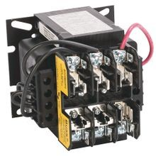 Allen-Bradley, 1497 - CCT Multi-Tap Transformer, 200VApcNone, 240V / 208V Primary, 24V/120V 60Hz Secondary, 0 Pri - 0 Sec Fuse Blocks, No Cover/ No Sec. Fuse