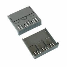 ABB KT1LTC-3 2-Piece Low Profile Terminal Cover, For Use With Tmax Series T1 Fixed Circuit Breakers, 3 Poles