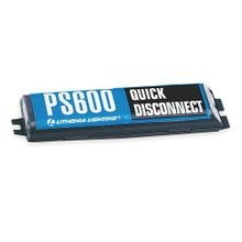 Power Sentry® PS600QD Quick Disconnect Reduced Profile Emergency Ballast, Fluorescent Lamp, 120/277 VAC