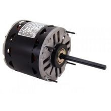 MasterFit, Direct Drive Fan and Blower Motor, Permanent Split Capacitor, 3/4 to 1/5 HP, B, 1 Phase