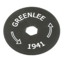 Greenlee® 1941-1 Single Replacement Blade, Steel Blade