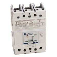 Allen-Bradley, 140G - Molded Case Circuit Breaker, I frame, 25 kA, T/M - Thermal Magnetic, Rated Current 225 A