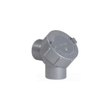 Thomas & Betts LBY25-TB Capped Elbow, 3/4 in Trade, Ductile Iron