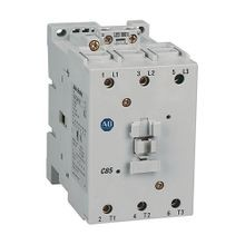 Allen-Bradley, 100-C85D10, 100-C IEC Contactor, Screw Terminals, Line Side, 85A, 1 N.O.  0 N.C. Auxiliary Contact Configuration