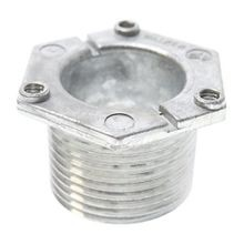 Wiremold® 1124-1 Locking Nipple, 1 x 1 in, For Use With 525 and Multiplex Series Fittings, Aluminum