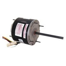MasterFit, Condenser Fan Motor, Permanent Split Capacitor, 1/2 to 1/5 HP, F, 1 Phase, 48Y, 1075 RPM