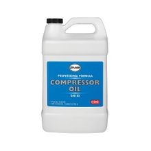 Sta-Lube® SL22133 Compressor Oil, 1 gal Bottle, Liquid, Clear amber, Faint Petroleum