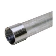 Metal Conduit, Galvanized Rigid, Threaded, 1 Inch