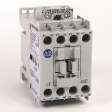 Allen-Bradley, 700-CF IEC Control Relay, Screw Terminals, F, Standard Contacts, 4 N.O., 100V 50Hz / 100V 50/60Hz / 100-110V 60Hz