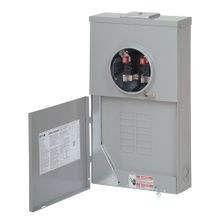 Cutler-Hammer MB1212L200BTS Type BR All-in-One Ringless Meter Breaker Combination, 120/240 VAC, 200 A, 1 Phase, NEMA 3R Enclosure