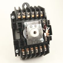 Allen-Bradley, 500LC AC Mechanically-Held Lighting Contactors, 12 N.O. 0 N.C. Contacts, Open, 110...120V AC 50/60 Hz