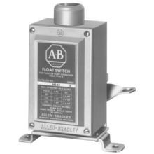 Allen-Bradley, 840-4A1, 840 Automatic Float Switch Float Operator Assembly, Double Arm Lever, Double Pulley or Single-Sheave Wheel, Base-Mounted, Style A - Industrial Switch, Low Operating Force, Convertable for Tank or Sump Operation, Type 1 Enclosure