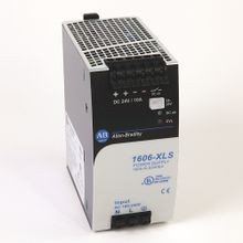 Allen-Bradley, 1606-XLS240E, Performance Power Supply, 24-48V DC, 240 W, 120/240V AC / 100-150V DC Input Voltage
