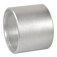 Coupling, Galvanized Rigid, 1 Inch