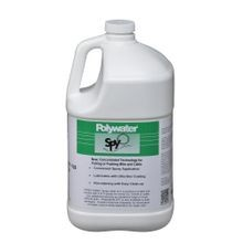 Polywater® SPY™ SPY-128 Concentrated Sprayable Cable Pulling Lubricant, 1 gal Jug, Liquid, White, 1