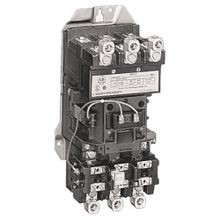 Allen-Bradley, 509-COD-A2J, Available from RCC, NEMA Full Voltage Non-Reversing Starter, SIZE 2, 115-120V 60Hz, Open Type Without Enclosure, with E1 Plus Solid-State Overload Relay