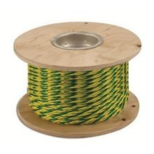 Greenlee® 413 General Purpose Rope, 1/4 in Dia x 600 ft, Polypropylene, Yellow